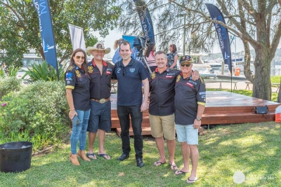 Marmong Point Marina Lake Mac Superboats 2019 Official Opening