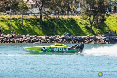 Lake Mac Superboats 2019 Marmong Point Marina Saturday