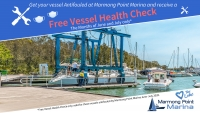 Marmong Point Marina Antifoul Package