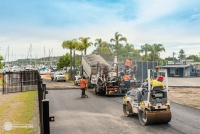 Marmong Point Marina Boatyard Resurface